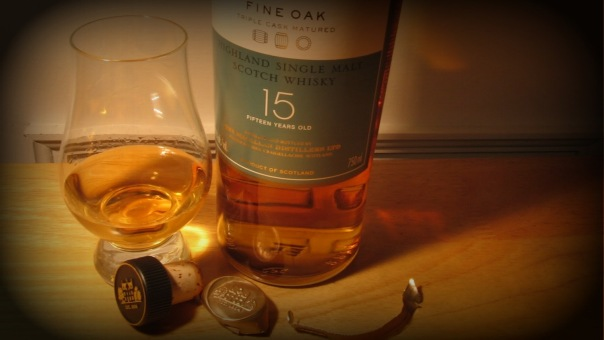 The Macallan Fine Oak 15 years - Jasons Scotch whisky reviews 009