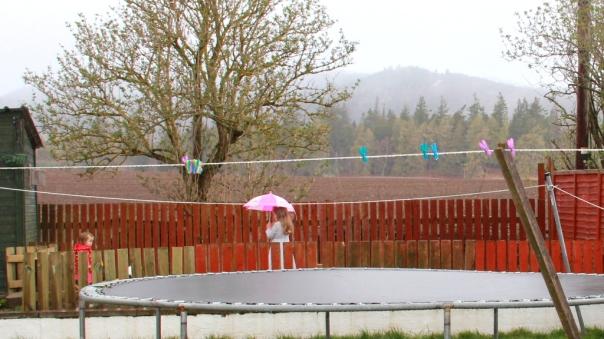 intruders in the rain